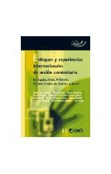Papel ENFOQUES Y EXPERIENCIAS INTERNACIONALES DE ACCION COMUNITARI