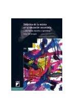 Papel DIDACTICA DE LA MUSICA EN LA EDUCACION SECUNDARIA (COMPETENC