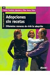 Papel ADOPCIONES SIN RECETAS (DIFERENTES MANERAS DE VIVIR LA ADOPC