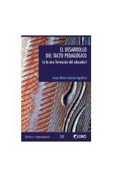 Papel DESARROLLO DEL TACTO PEDAGOGICO (O LA OTRA FORMACION DEL EDU