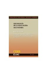 Papel SOCIOLOGIA DE LA EDUCACION SECUNDARIA