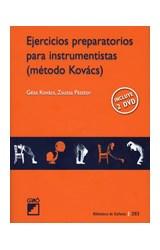 Papel EJERCICIOS PREPARATORIOS PARA INSTRUMENTISTAS (METODO KOVACS