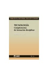 Papel TECNOLOGIA 1 COMPLEMENTOS DE FORMACION DISCIPLINAR
