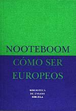 Libro Como Ser Europeos