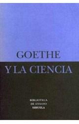 Papel GOETHE Y LA CIENCIA