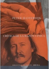 Papel Critica De La Razon Cinica