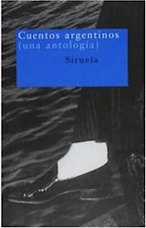 Papel CUENTOS ARGENTINOS (UNA ANTOLOGIA)