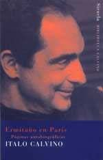Libro Ermitaño En Paris
