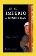 Papel EN EL IMPERIO DE GENGIS KAN