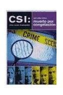 Papel MUERTE POR CONGELACION [CSI CRIME SCENE INVESTIGATION]