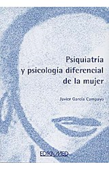 Papel PSIQUIATRIA Y PSICOLOGIA DIFERENCIAL DE LA MUJER