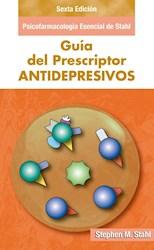 Papel Guía Del Prescriptor. Antidepresivos 6ª Ed.