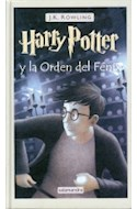 Papel HARRY POTTER Y LA ORDEN DEL FENIX (HARRY POTTER 5) (CARTONE)