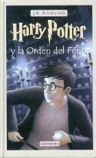 Papel 5. Harry Potter Y La Orden Del Fenix (Tapa Dura)