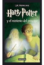 Papel HARRY POTTER Y EL MISTERIO DEL PRINCIPE (TAPA DURA)