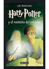 Papel Harry Potter 6 -  Y El Misterio Del Príncipe (Tapa Dura)