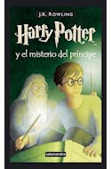 Papel HARRY POTTER Y EL MISTERIO DEL PRINCIPE (HARRY POTTER 6) (CARTONE)