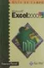 Libro Microsoft Excel 2000 Guia De Campo