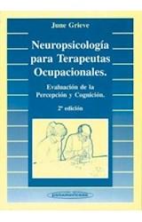 Papel NEUROPSICOLOGIA PARA TERAPEUTAS OCUPACIONALES