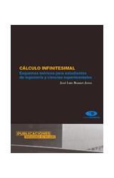 Papel Cálculo infinitesimal. Esquemas teóricos para estudiantes de Ingeniería y Ciencias Experimentales