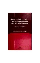 Papel Viaje de Ámsterdam a Génova pasando por Madrid y Cádiz