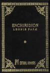Libro Enchiridion Leonis Papae