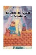 Papel LIBRO DE RITUAL DE ALQUIMIA