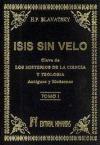 Libro 1. Isis Sin Velo