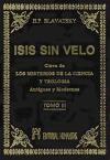 Libro 3. Isis Sin Velo