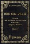 Libro 4. Isis Sin Velo