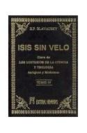 Papel ISIS SIN VELO [TOMO 4] (CARTONE/TERCIOPELO)