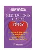 Papel MEDITACIONES DIARIAS YO SOY