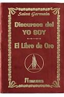 Papel DISCURSOS DEL YO SOY / LIBRO DE ORO (CARTONE)