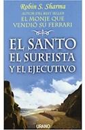Papel SANTO EL SURFISTA Y EL EJECUTIVO (RUSTICA)
