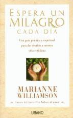 Libro Espera Un Milagro Cada Dia