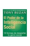 Papel PODER DE LA INTELIGENCIA SOCIAL 10 FORMAS DE DESPERTAR TU GENIO SOCIAL