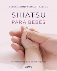 Libro Shiatsu Para Bebes