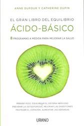 Libro El Gran Libro Del Equilibrio Acido-Basico