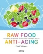 Libro Raw Food  Anti - Aging