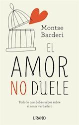 Libro El Amor No Duele