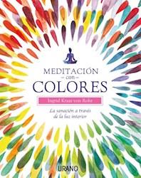Libro Meditacion Con Colores
