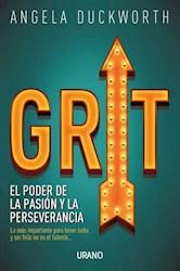Libro Grit  El Poder De La Pasion Y La Perseverancia