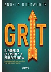 Papel Grit. El Poder De La Pasion Y La Perseverancia
