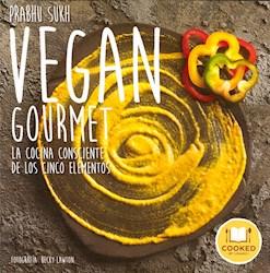 Libro Vegan Gourmet
