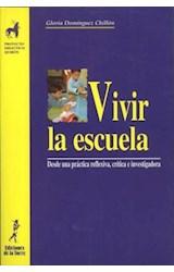 E-book Vivir la escuela