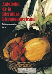 Libro Antologia De La Literatura Hispanoamericana