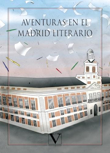 Papel Aventuras En El Madrid Literario