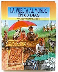Papel Vuelta Al Mundo En 80 Dias, La Mini Clasicos