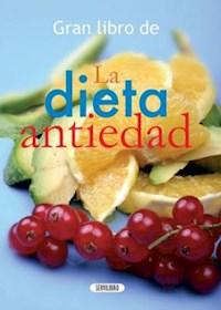 Papel Gran Libro De La Dieta Antiedad