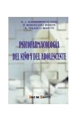 Papel PSICOFARMACOLOGIA DEL NIÑO Y DEL ADOLESCENTE